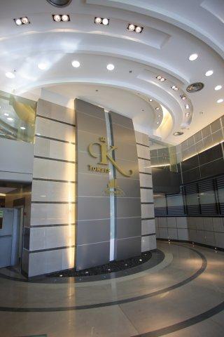 בניין משרדים K Towers 2