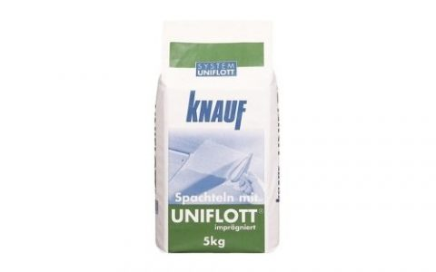 UNIFLOTT ירוק – אבקת שפכטל