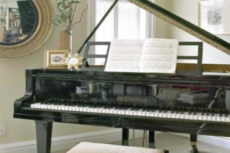 לוח גבס PIANO HD אקוסטי וחזק בנגיפה