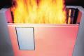 לוח גבס +FIREPlus עמיד אש