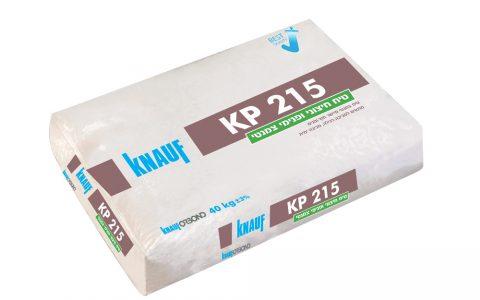 טיח חיצוני ופנימי צמנטי – KP 215