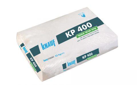 טיח תרמי צמנטי – KP 400