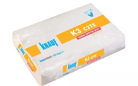 דבק אריחים צמנטי – K3