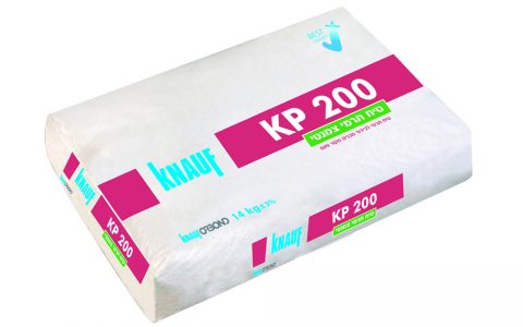 טיח תרמי צמנטי – KP 200