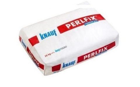 <sup>®</sup>PERLFIX – דבק על בסיס גבס
